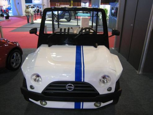 Des véhicules écolos ludiques signés Little