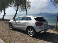 Mercedes GLA restylé - Les premières images de l'essai en live + Impressions de conduite