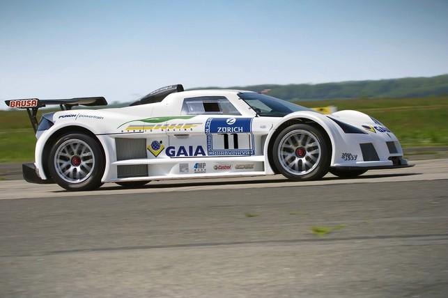 24 Heures du Nürburgring : la Gumpert Apollo hybride-électrique n'a pas fini la course
