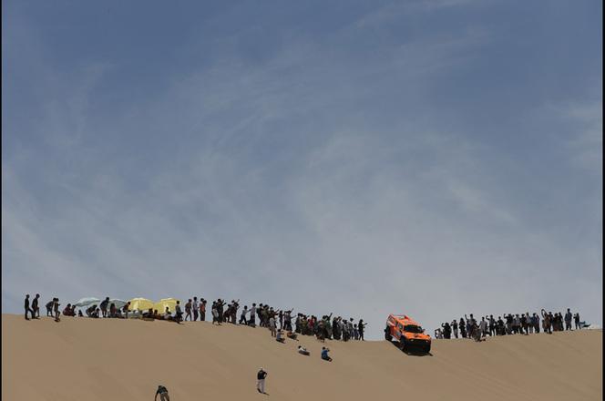 Dakar 2013 - Etape 13 : Gordon à fond, Peterhansel vers un 11eme titre