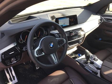 BMW Série 6 GT : les premières images de l'essai en live + impressions de conduite.