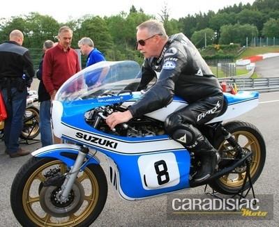 Lansivuori sera également présent à la Sunday Ride Classic les 5 et 6 avril sur le circuit Paul Ricard.
