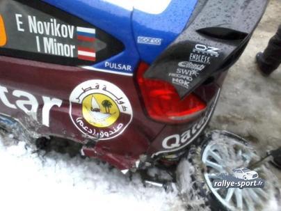 WRC Monte-Carlo - final : Loeb, seul sur sa planète, Ogier premier des terrestres