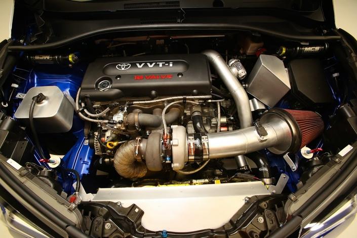 Ce Toyota C-HR pourrait faire peur au Nissan Juke R