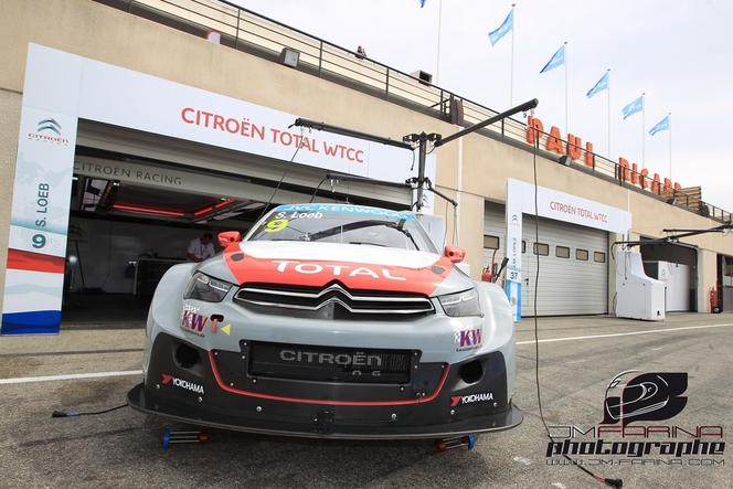 WTCC : ce week-end, Loeb, Muller, Citroën, Honda et consorts sont au Paul Ricard