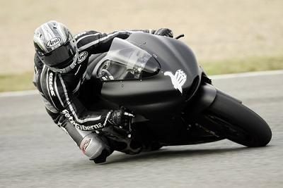 Moto GP - Ducati: Tests terminés pour Sete