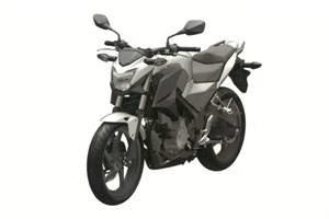 Nouveauté – Honda: la CBR300R se fera aussi roadster