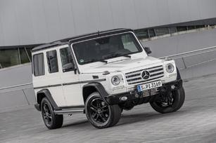 Mercedes Classe G.
