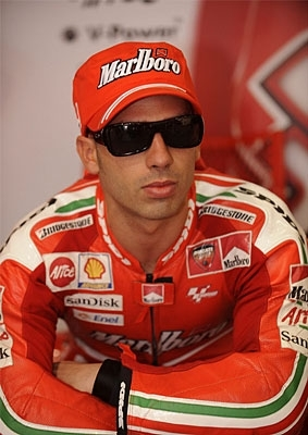 """Moto GP - Melandri: """"Je ne connais pas les raisons de ces tests avec Gibernau"""""""