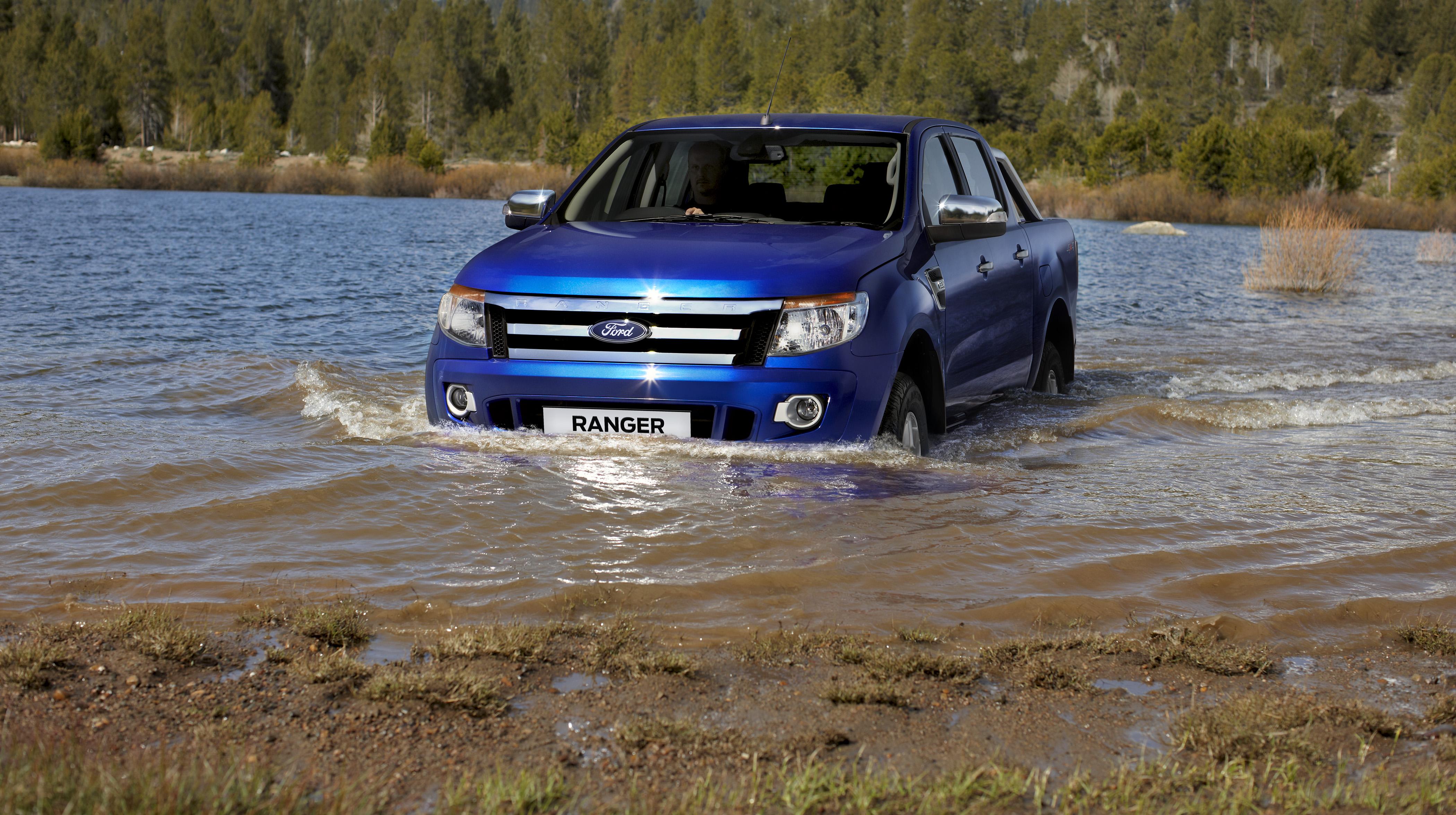 nouveau ford ranger les informations les photos et les prix