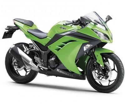 Actualité moto - Nouveauté Kawasaki: Le Ninja 300 arrive !