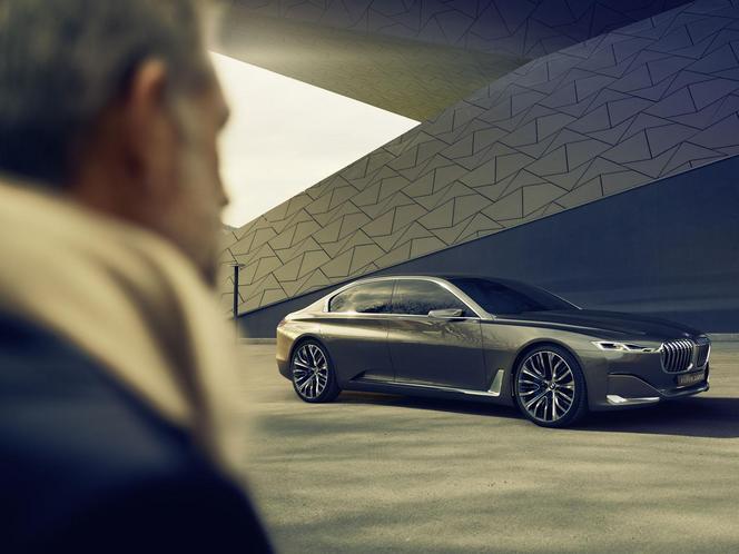 Salon de Pékin 2014 - BMW Vision Future Luxury Concept: plus fort que Rolls Royce!