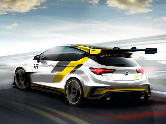 Opel nous parle de la nouvelle Astra pour la compétition client