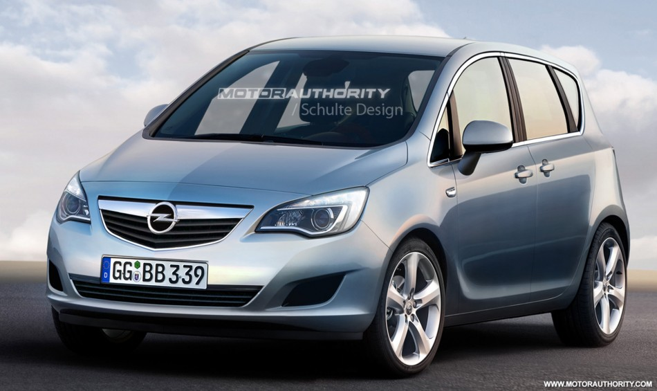 futur opel meriva comme a. Black Bedroom Furniture Sets. Home Design Ideas