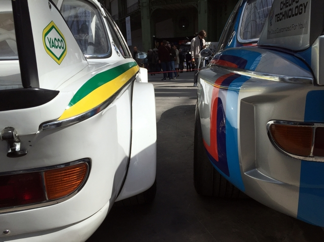 Les BMW 3.0 CSL sont des habituées du Tour Auto.