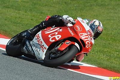 Moto GP - Grande Bretagne D.1: Guintoli, toujours à la peine