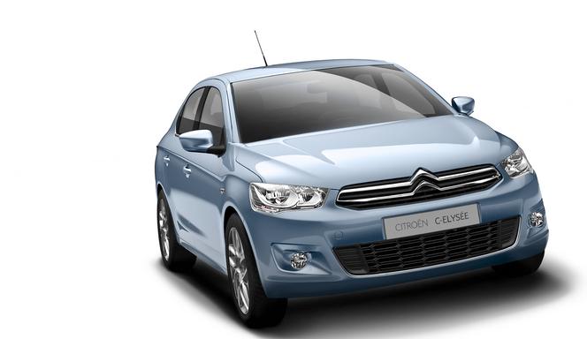 Salon de Pékin 2014 - Citroën en force
