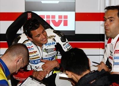 Moto GP - Grande Bretagne D.1: Randy dans le top 10