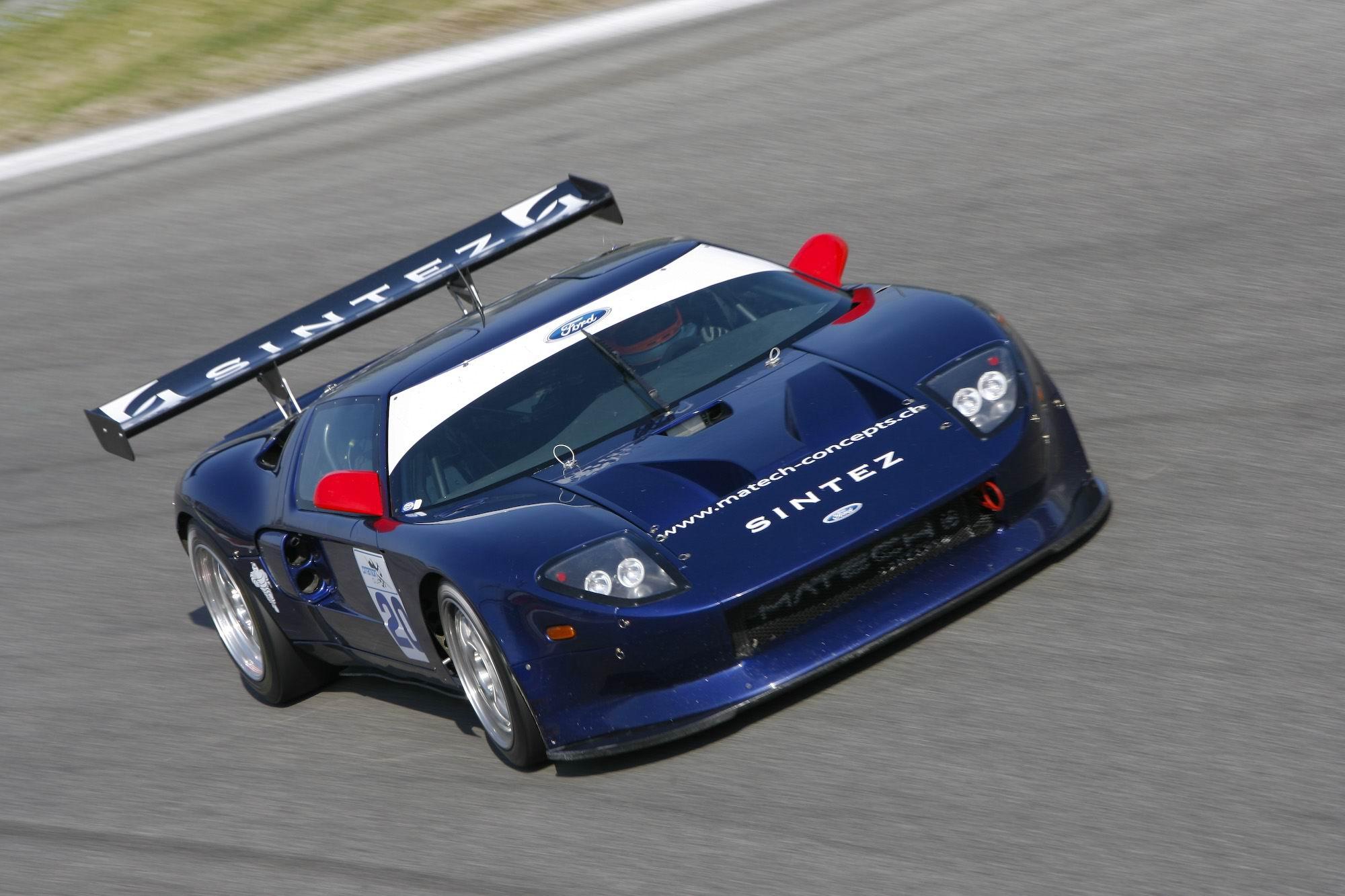 FIA GT3: Le Matech Racing au