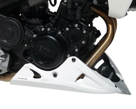 Ermax et la BMW F800R