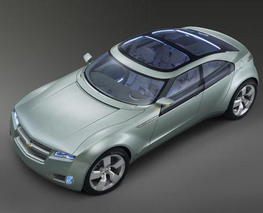 C'est officiel : la Chevrolet Volt hybride lancée d'ici fin 2010