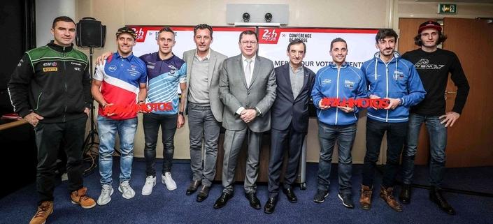 FIM EWC 2018/ 2019 : coup d'envoi pour les 24 Heures Motos