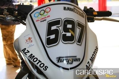 Interview du champion olympique Renaud Lavillenie lors de sa participation à la dernière épreuve de la Twin Cup.