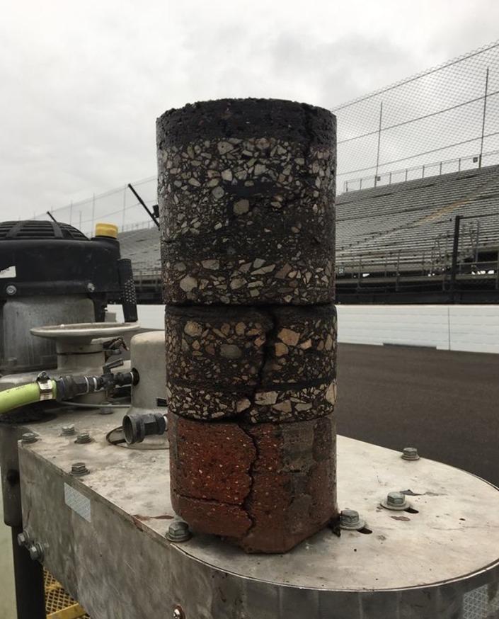 Voici 108 ans de bitume sur le circuit d'Indianapolis