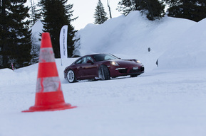 Prise en mains - Porsche 911 Carrera 4 et 4S : holiday on ice