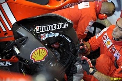 Moto GP - Grande Bretagne D.2: Stoner vote pour les deux