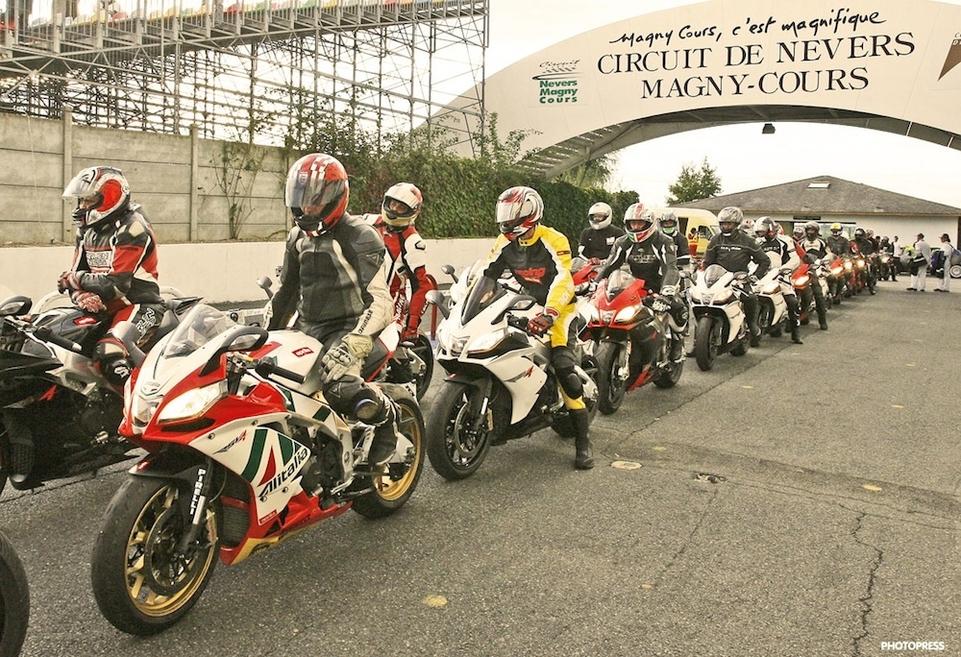 Superbike : venez découvrir le circuit de Magny-Cours les 5,6,7 octobre prochains