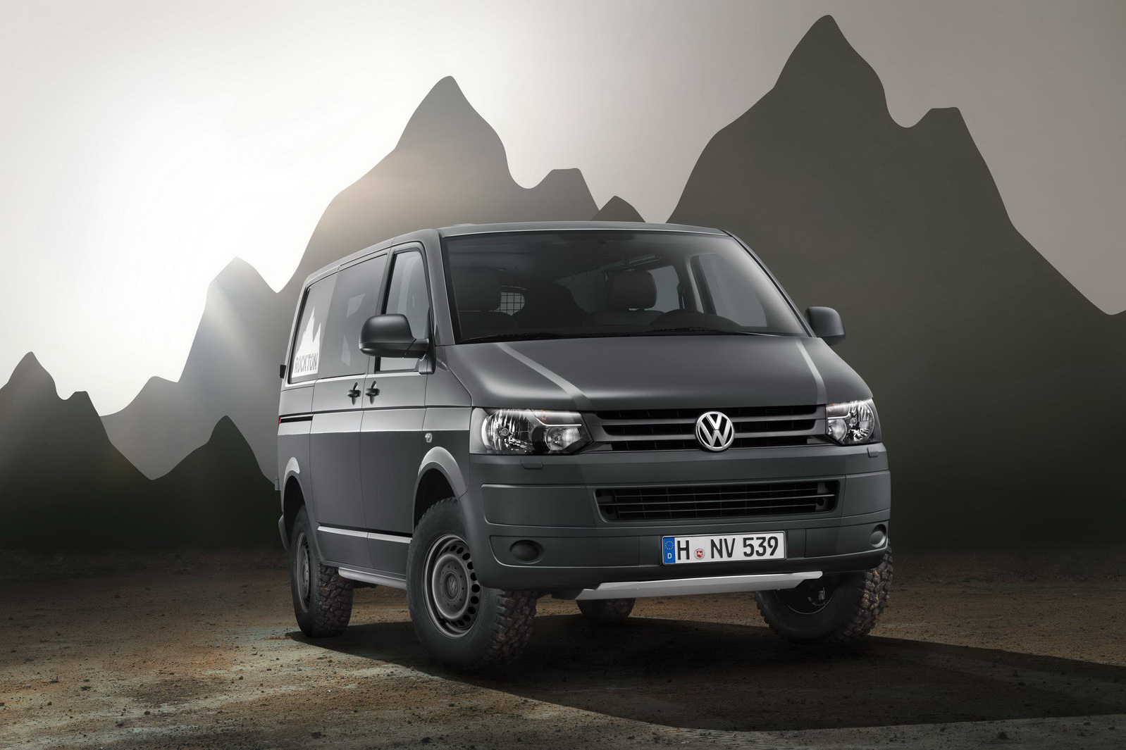volkswagen transporter rockton 4motion le monospace. Black Bedroom Furniture Sets. Home Design Ideas
