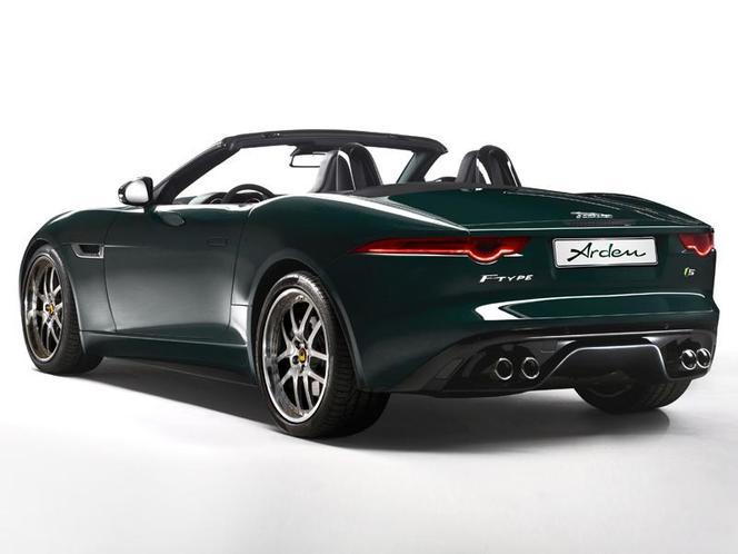 Arden met déjà 550 ch dans la Jaguar F-Type