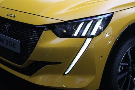 Peugeot 208 : tous les secrets de la nouvelle citadine du lion - Salon de Genève 2019