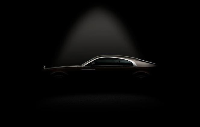La chute de reins de la Rolls Royce Wraith