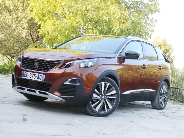 80% des ventes de Peugeot 3008 se font en version haut de gamme, génératrices de plus fortes marges.