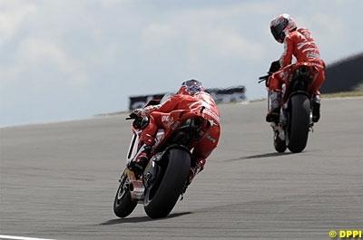 Moto GP - Ducati: Qui sera sur la seconde GP8 au Grand Prix d'Allemagne ?