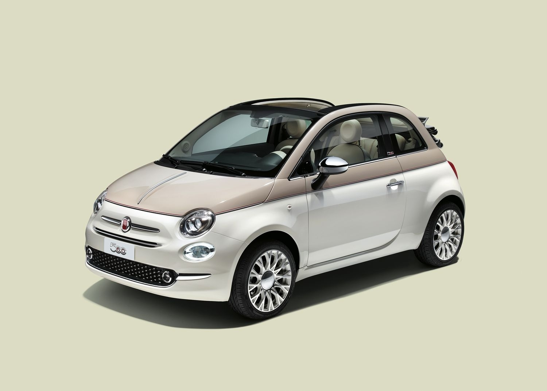 Fiat 500 60e Anniversaire A Partir De 20 990