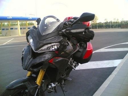 Ducati Stradaperta 2010 : Welcome on board...