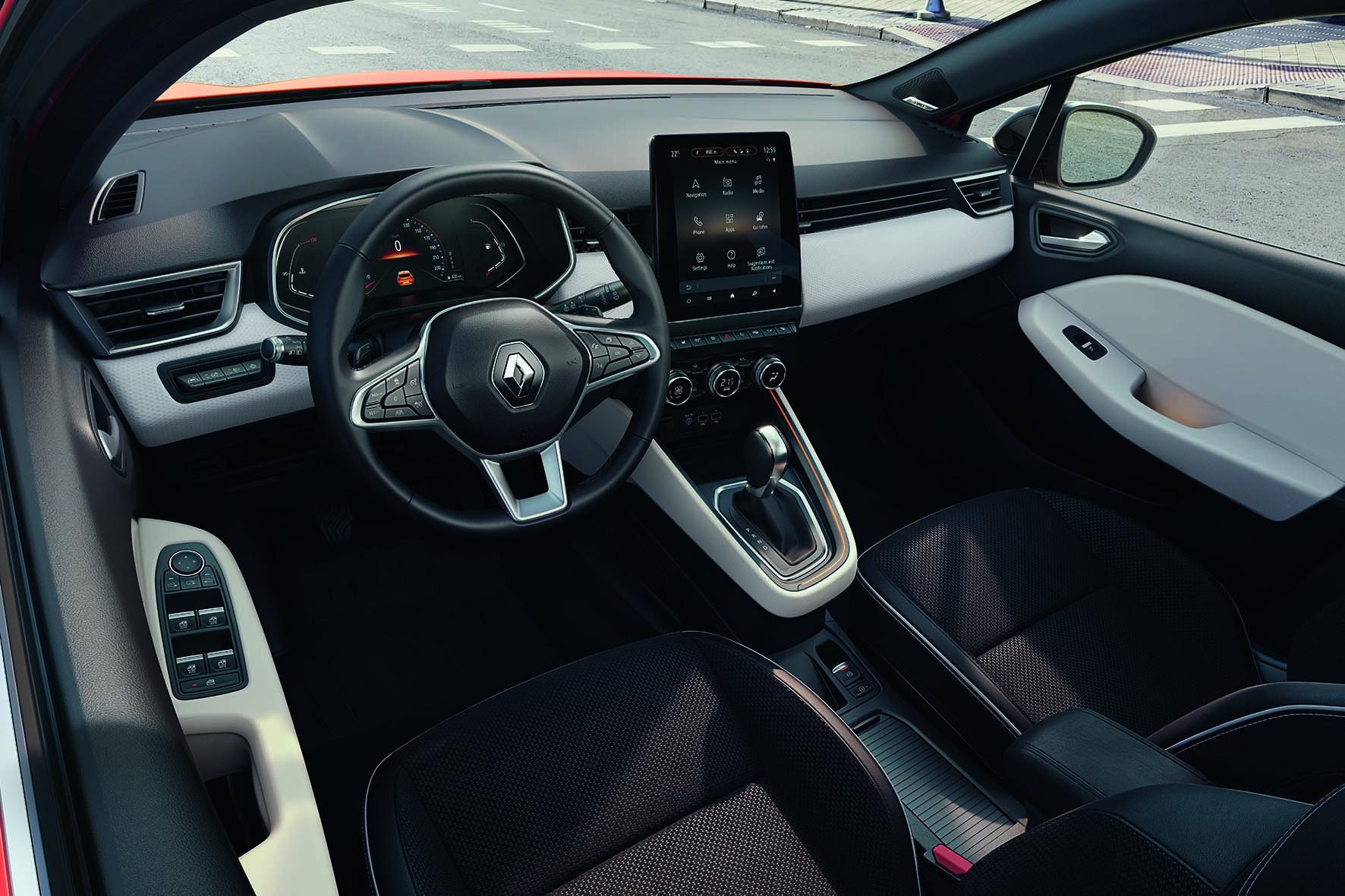 Renault Clio 5 2019 D 233 Couvrez Son Int 233 Rieur