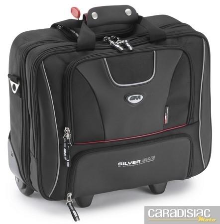 Givi T482, un bagage moto classieux.