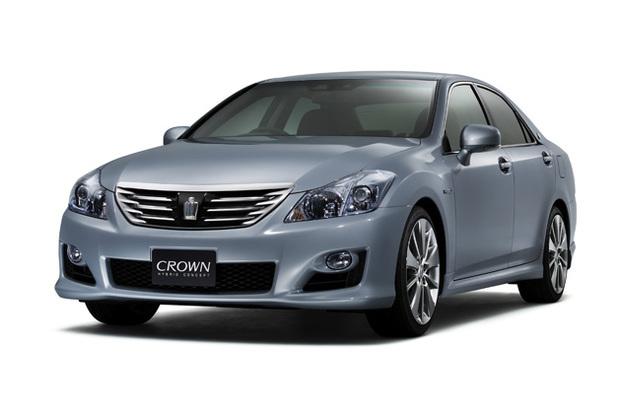 78 hybrides Toyota pour le Sommet du G8