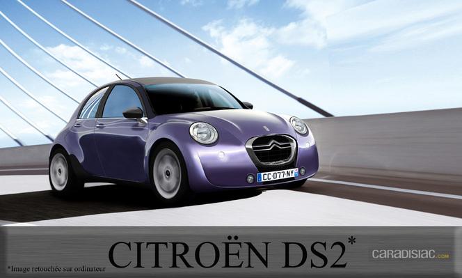 Citroën osera-t-il la DS2 ?