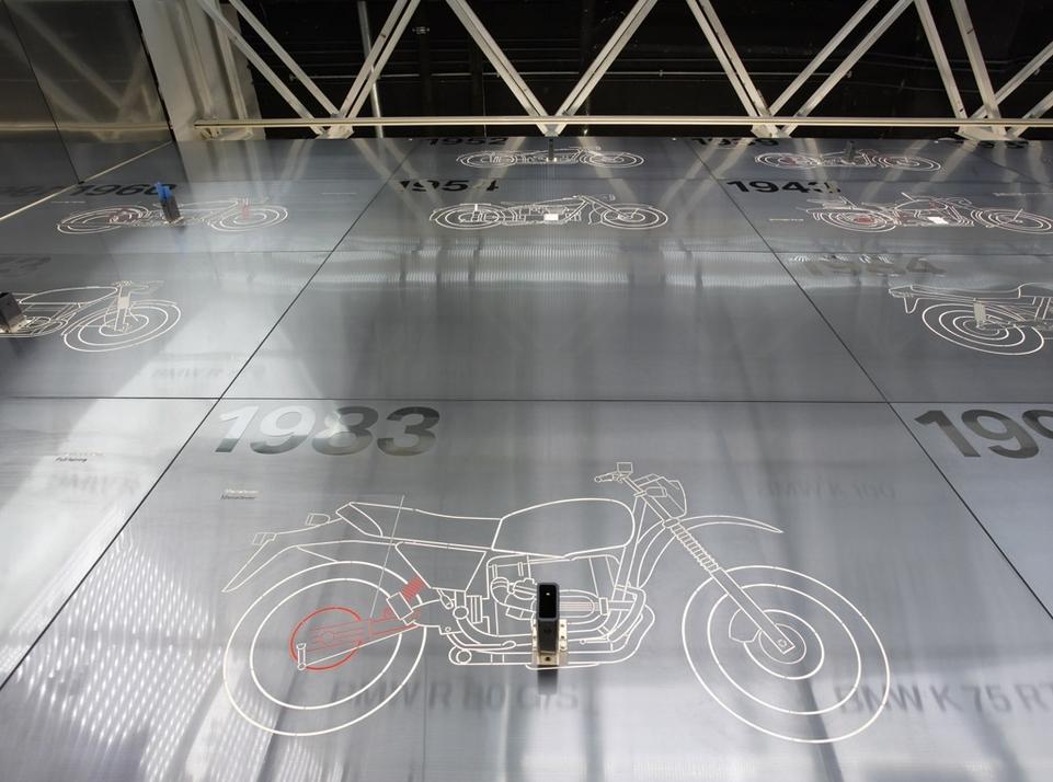 BMW inaugure son nouveau musée