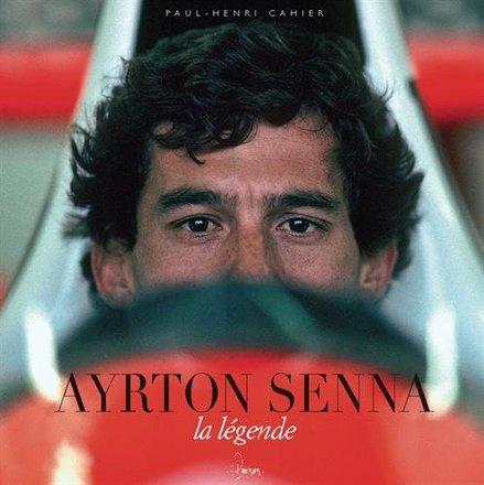 Livres - Ayrton Senna, la légende: à lire et à feuilleter