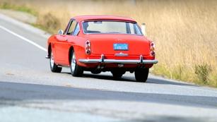Une splendide Ferrari 250 GTE à moteur V8 Chevrolet voit le jour