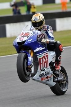 "Moto GP - Grande Bretagne Lorenzo: ""La santé est la chose la plus précieuse"""