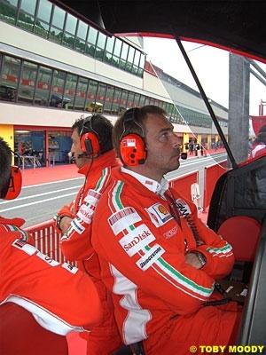 """Moto GP - Capirossi: """"Je crois que Marco commence à penser à son avenir en dehors de Ducati"""""""