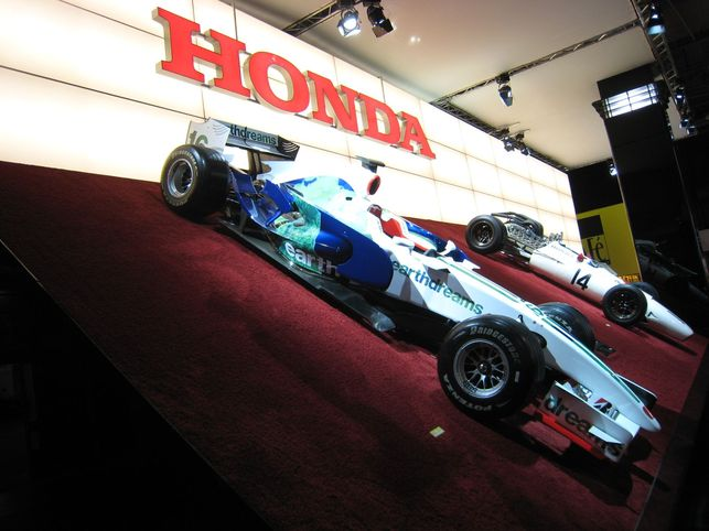 """Zoom sur le programme """"Earthdreams"""" de Honda F1 Racing"""