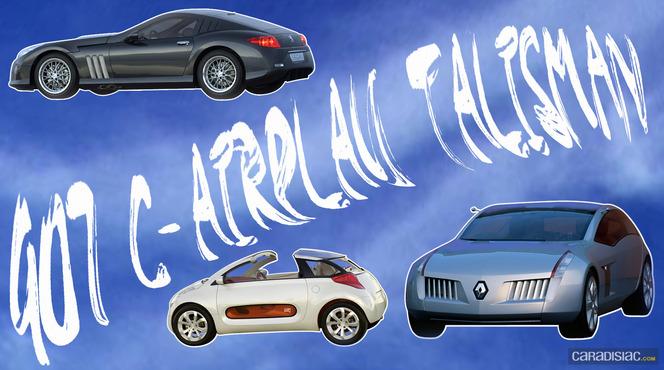 Tous ces concept-cars oubliés...